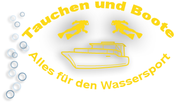Tauchen und Boote - Alles für den Wassersport